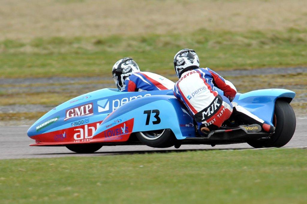 PEME CTR Racing at Thruxton
