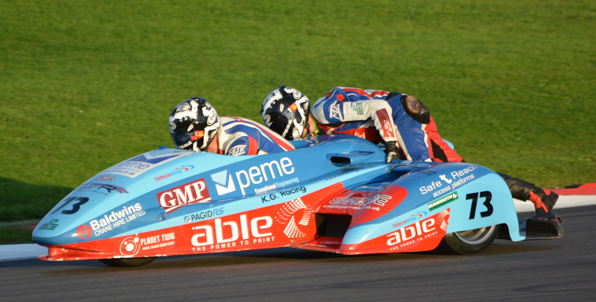 PEME CTR at Silverstone