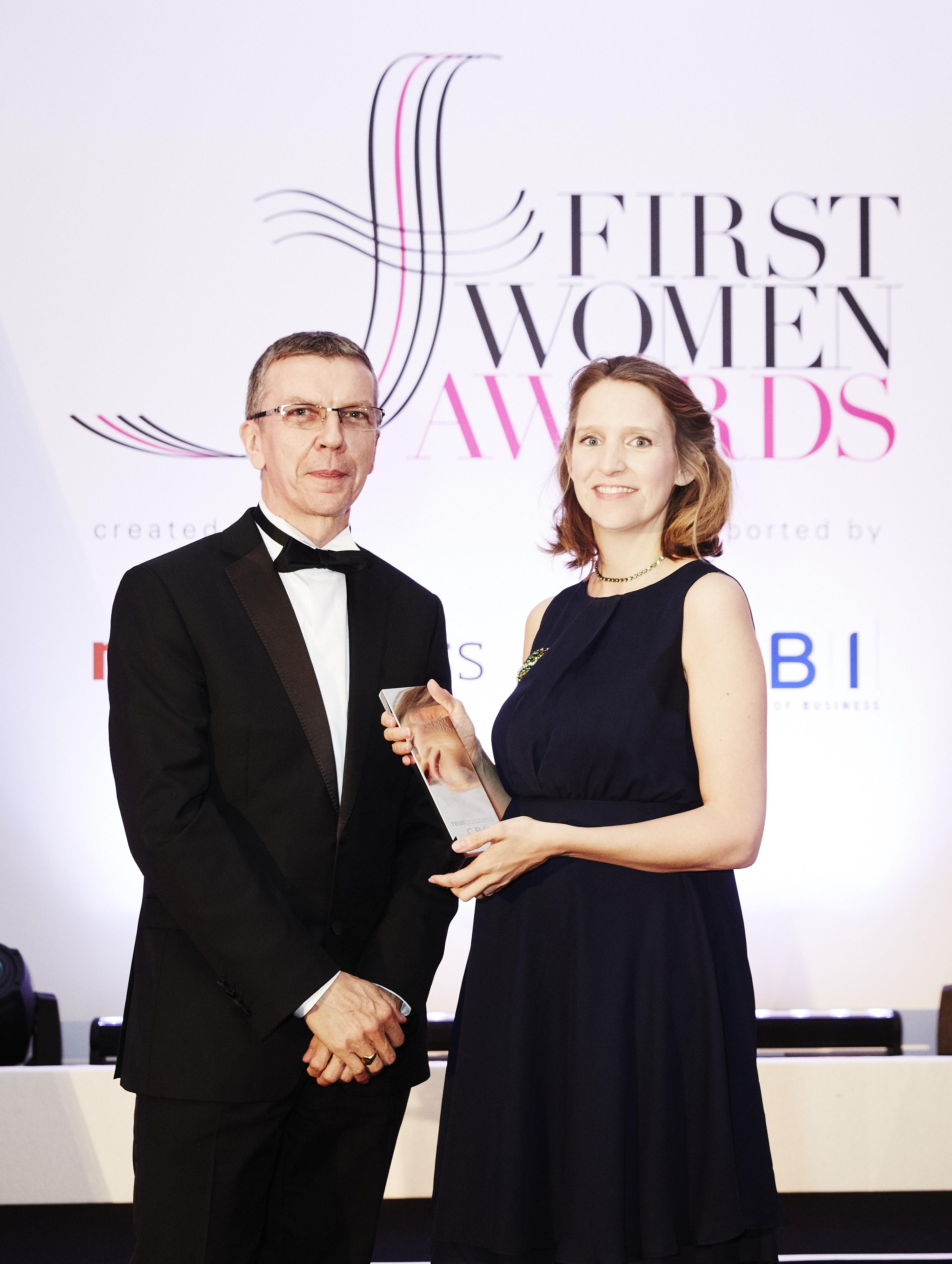 PEME @ First Women Awards