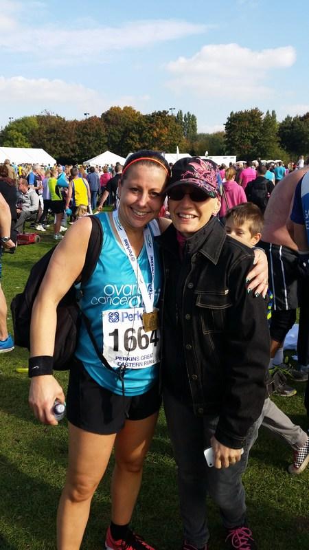 PEME Claire completes Half-Marathon