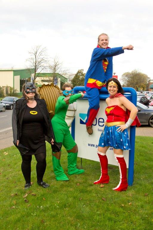 PEME Charity Superheroes