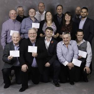 PEME Long Service Awards