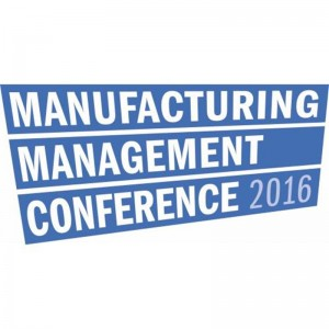 Manufacturing Management Conference 2016