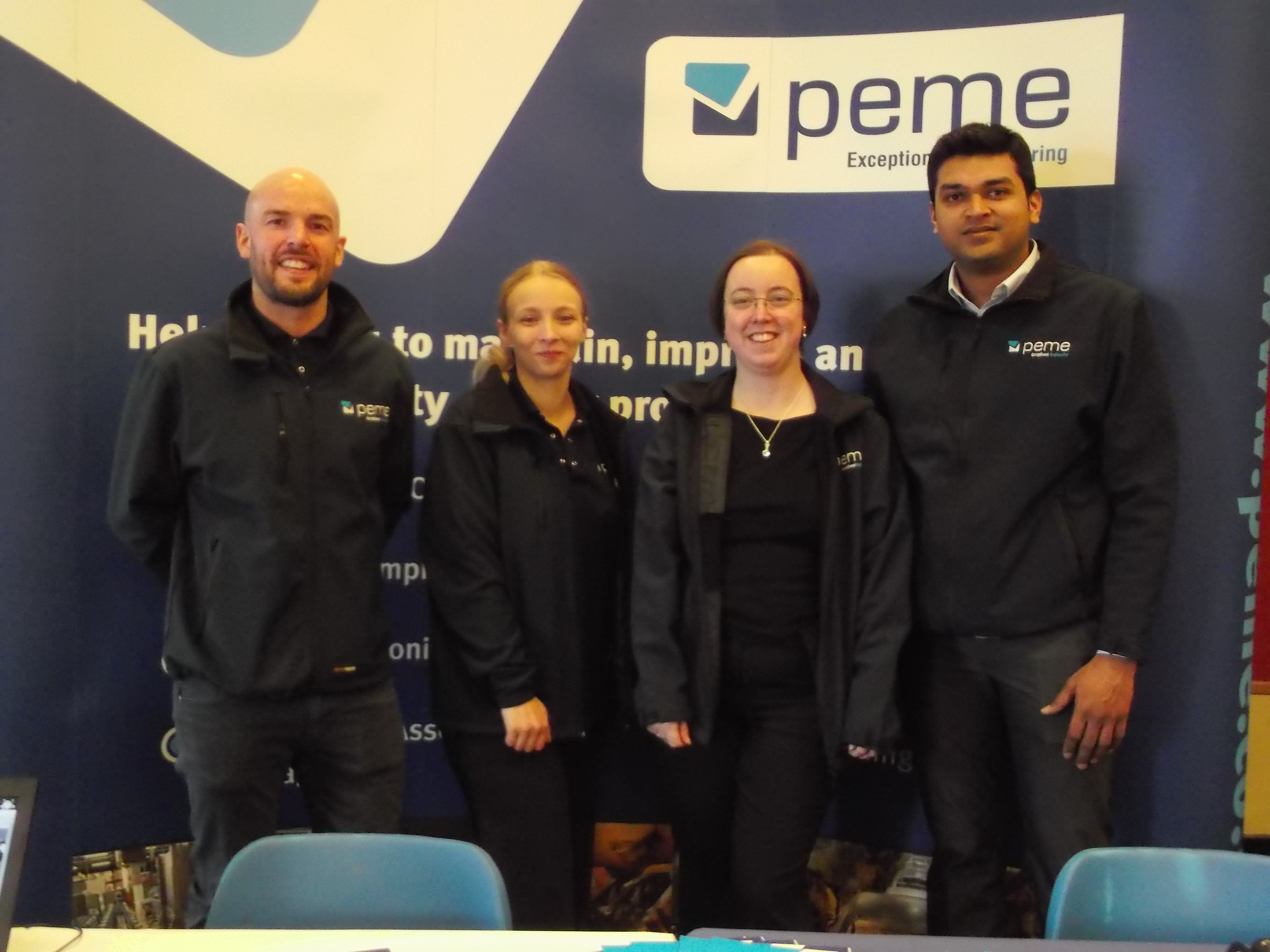 PEME Supports Wisbech Careers Fair