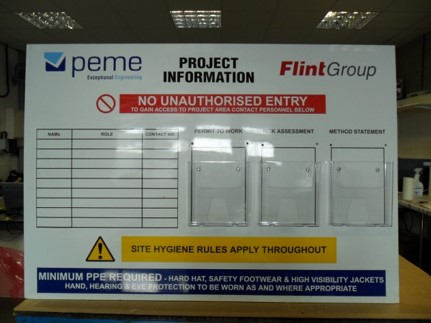 PEME - CDM Noticeboard